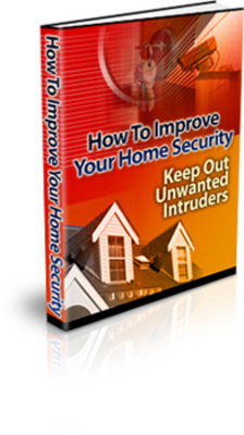 Product picture Home Security - DIY Home Security Systems
