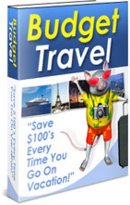 Product picture Budget Travel - budget travel deals